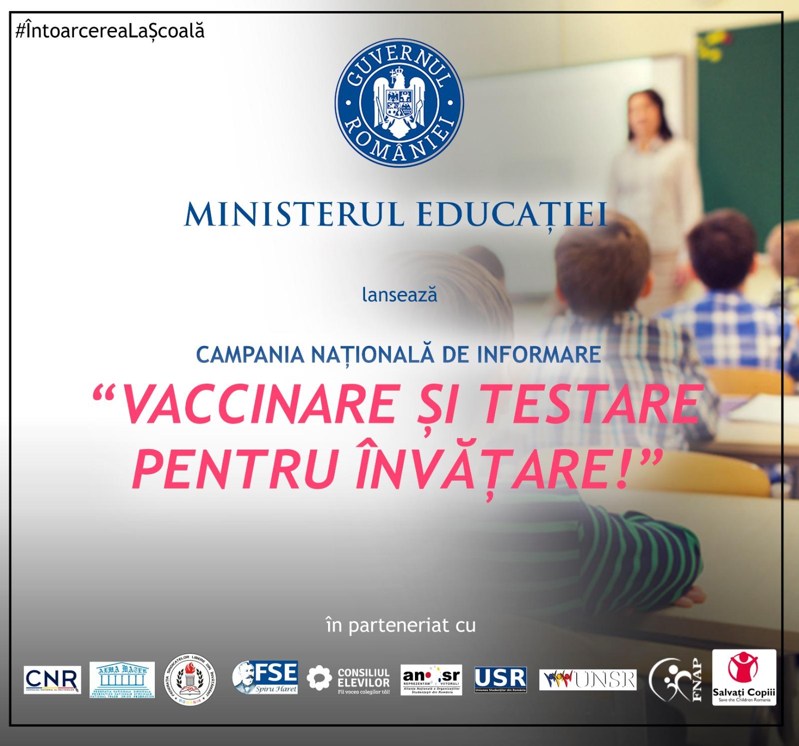 slăbind curriculumul național)